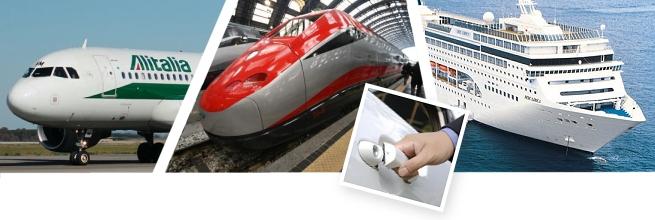 Transfer da e per, Stazione, Areoporti e Porti